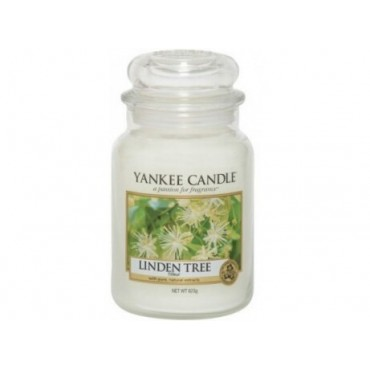 Duża świeca Linden Tree Yankee Candle