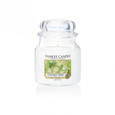 Średnia świeca Linden Tree Yankee Candle