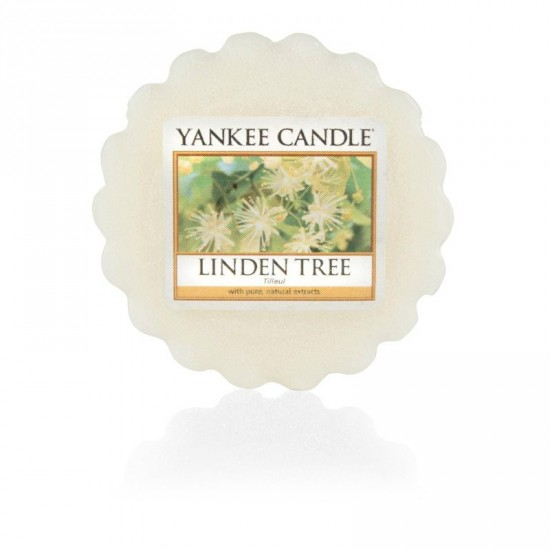 Wosk Linden Tree Yankee Candle