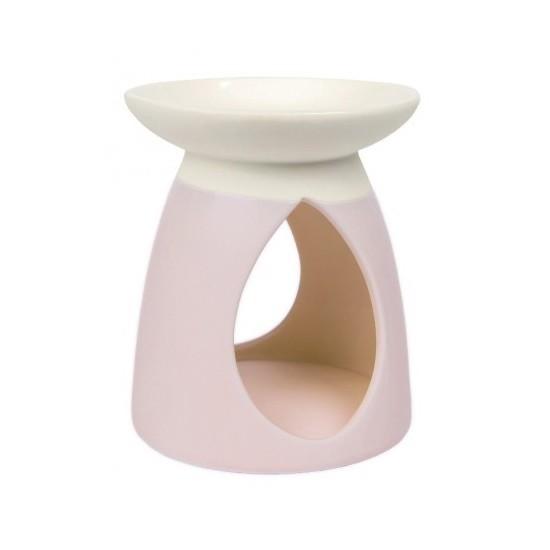 Kominek Pastel Hue różowy