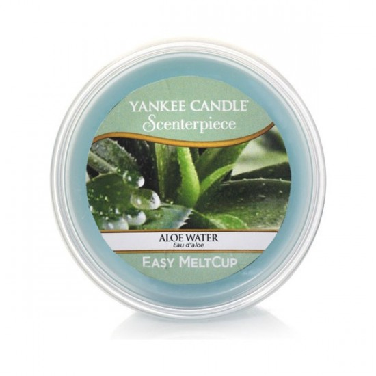 Wosk Scenterpiece Aloe Water Yankee Candle