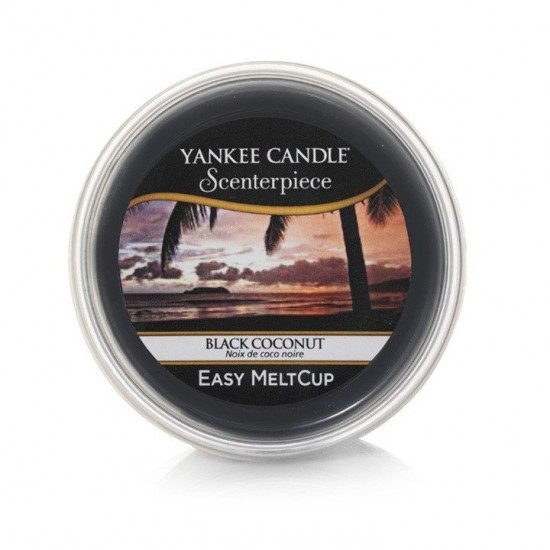 Wosk Scenterpiece Black Coconut Yankee Candle