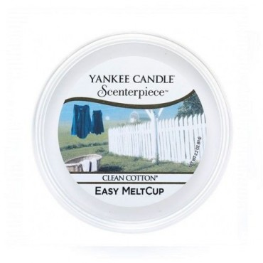 Wosk Scenterpiece Clean Cotton Yankee Candle