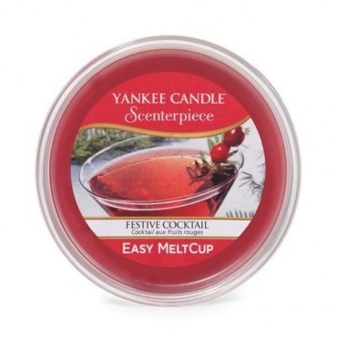 Wosk Scenterpiece Festive Cocktail Yankee Candle