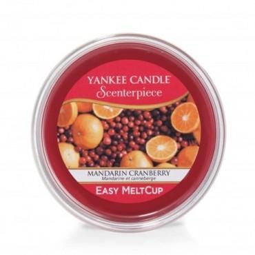 Wosk Scenterpiece Mandarin Cranberry Yankee Candle