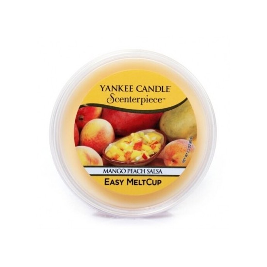 Wosk Scenterpiece Mango Peach Salsa Yankee Candle