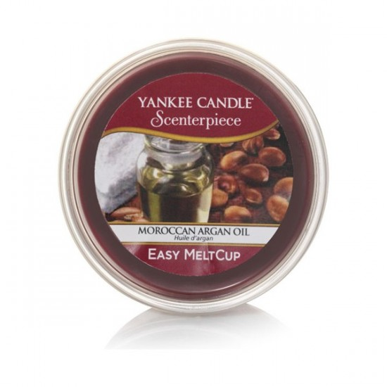 Wosk Scenterpiece Maroccan Argan Oil Yankee Candle