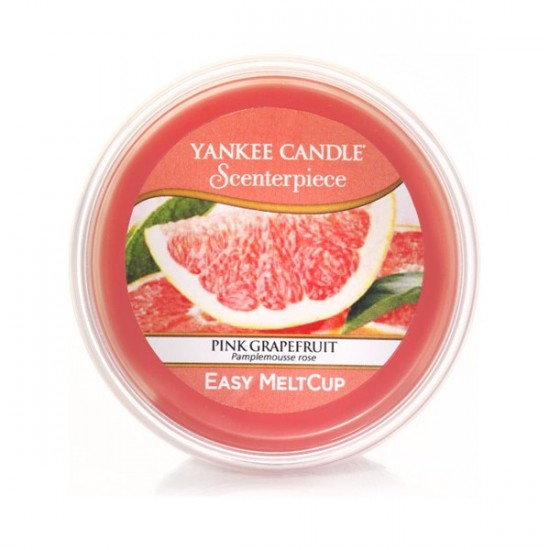 Wosk Scenterpiece Pink Grapefruit Yankee Candle