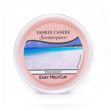 Wosk Scenterpiece Pink Sands Yankee Candle