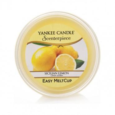 Wosk Scenterpiece Sicilian Lemon Yankee Candle