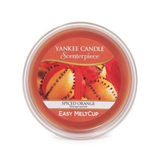 Wosk Scenterpiece Spiced Orange Yankee Candle
