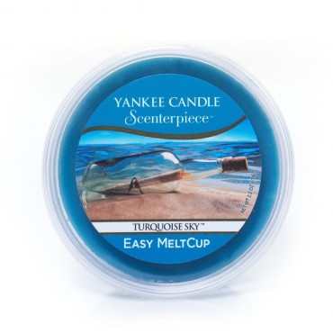 Wosk Scenterpiece Turquoise Sky Yankee Candle