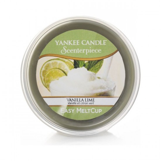 Wosk Scenterpiece Vanilla Lime Yankee Candle