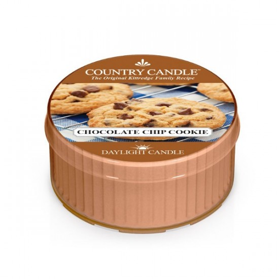 Daylight świeczka Chocolate Chip Cookie Country Candle