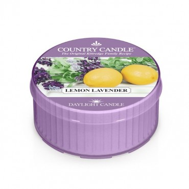 Daylight świeczka Lemon Lavender Country Candle