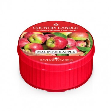 Daylight świeczka Macintosh Apple Country Candle
