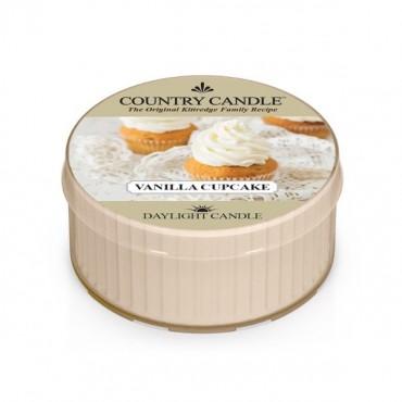 Daylight świeczka Vanilla Cupcake Country Candle