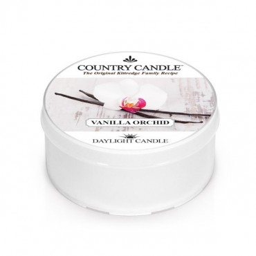 Daylight świeczka Vanilla Orchid Country Candle