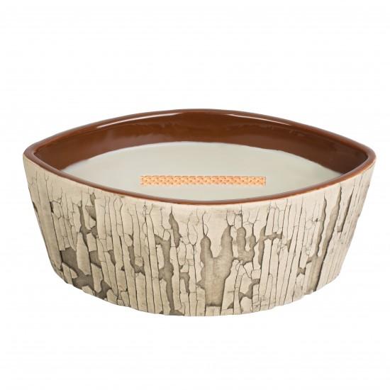 Ceramiczna świeca Hearthwick Fireside WoodWick