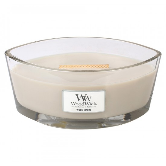 Świeca Hearthwick Wood Smoke WoodWick