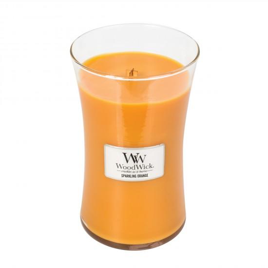 Duża Świeca Sparkling Orange WoodWick