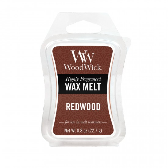 Wosk Redwood WoodWick