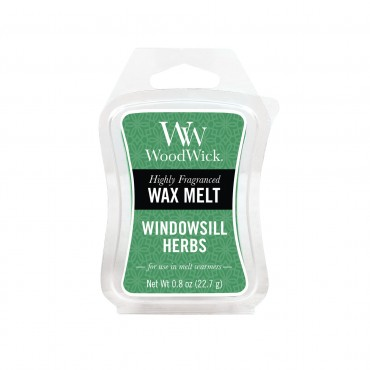 Wosk Windowsill Herbs WoodWick