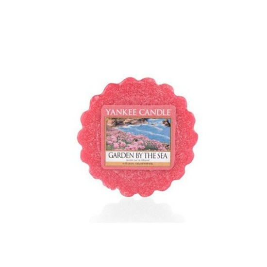 Wosk Garden By The Sea Yankee Candle