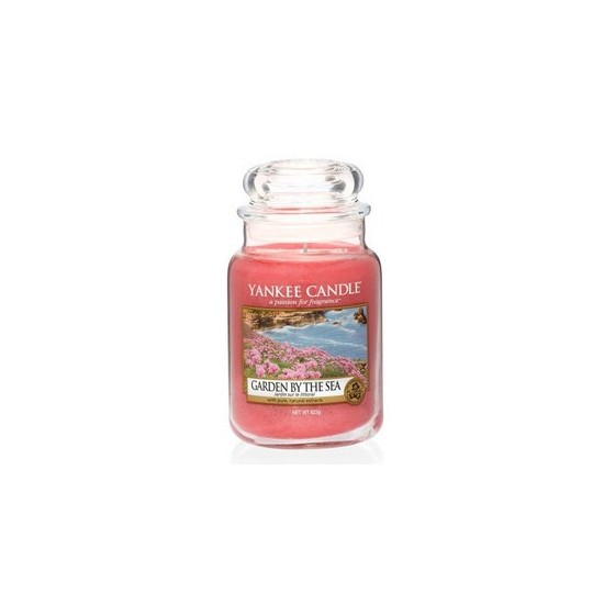 Duża świeca Garden By The Sea Yankee Candle
