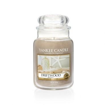 Duża świeca Driftwood Yankee Candle