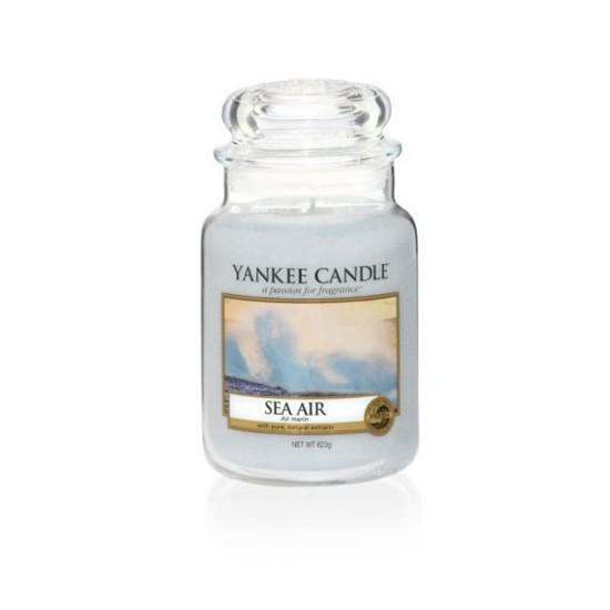 Duża świeca Sea Air Yankee Candle