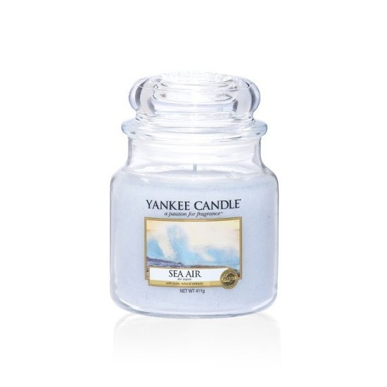 Średnia świeca Sea Air Yankee Candle