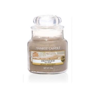 Mała świeca Driftwood Yankee Candle