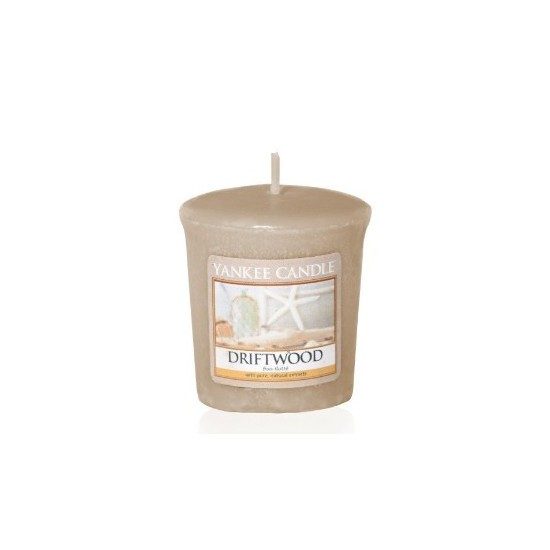 Sampler Driftwood Yankee Candle
