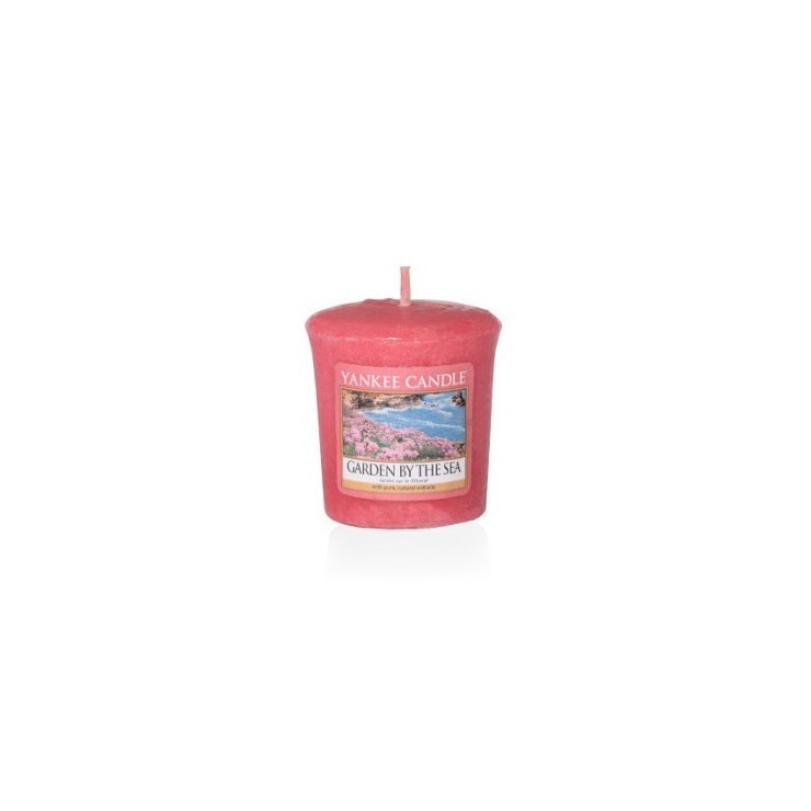 Sampler Garden By The Sea Yankee Candle