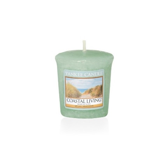 Sampler Coastal Living Yankee Candle
