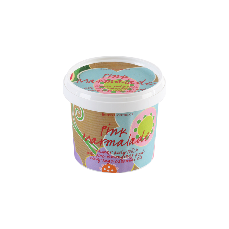Peeling pod prysznic MARMOLADKA – Bomb Cosmetics