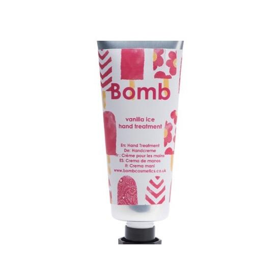 Kuracja do rąk LODY WANILIOWE z olejkami eterycznymi – Bomb Cosmetics