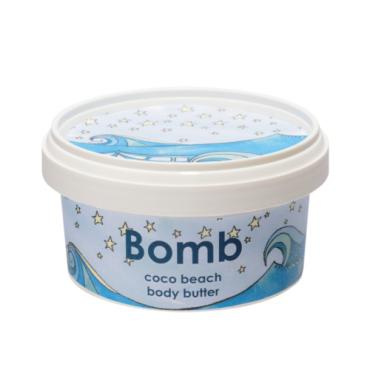 Masło do ciała z 30% Shea KOKOSOWA PLAŻA – Bomb Cosmetics