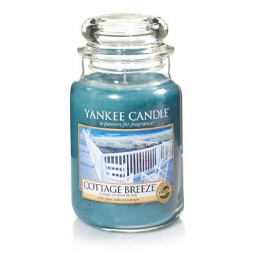 Duża świeca Cottage Breeze Yankee Candle