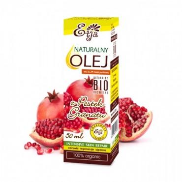 Naturalny olej z Pestek Granatu BIO Etja