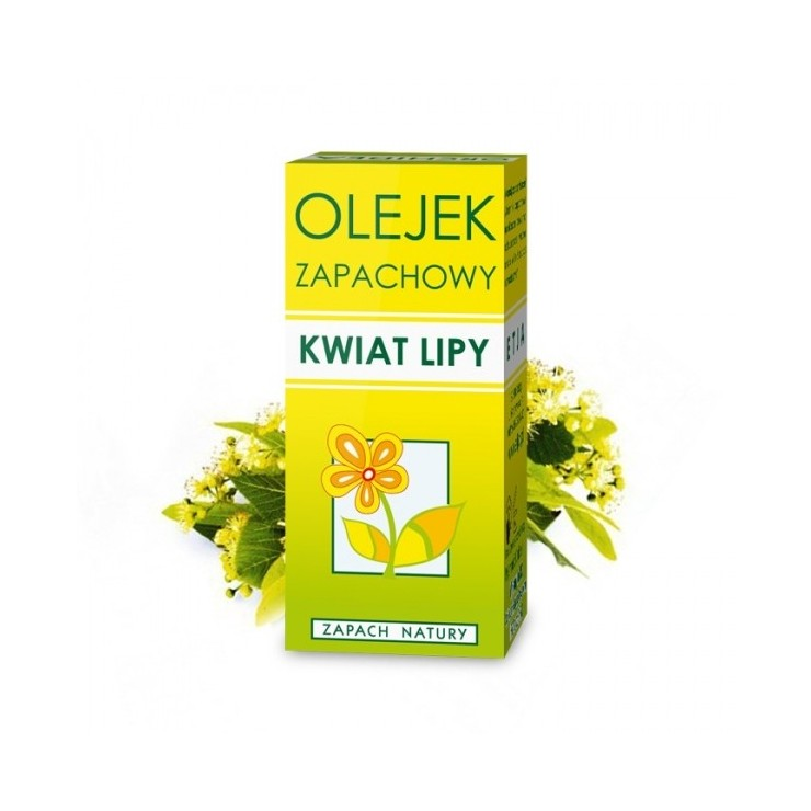 Olejek zapachowy Kwiat Lipy Etja