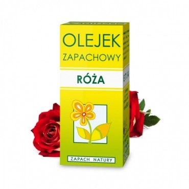 Olejek zapachowy Róża Etja