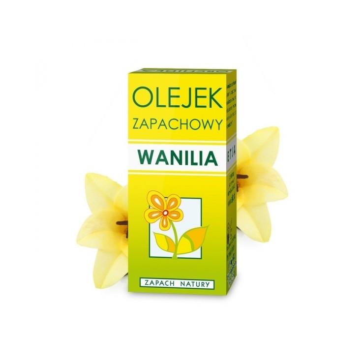Olejek zapachowy Wanilia Etja
