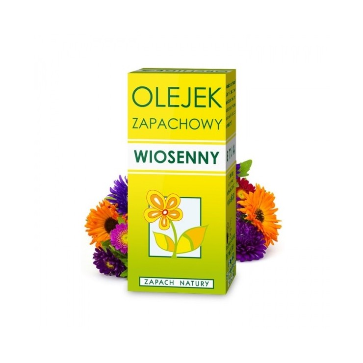 Olejek zapachowy Wiosenny Etja