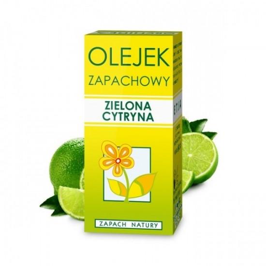 Olejek zapachowy Zielona Cytryna Etja