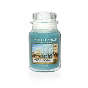 Duża świeca Viva Havana Yankee Candle