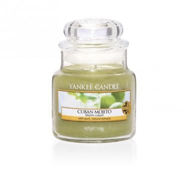Mała świeca Cuban Mojito Yankee Candle
