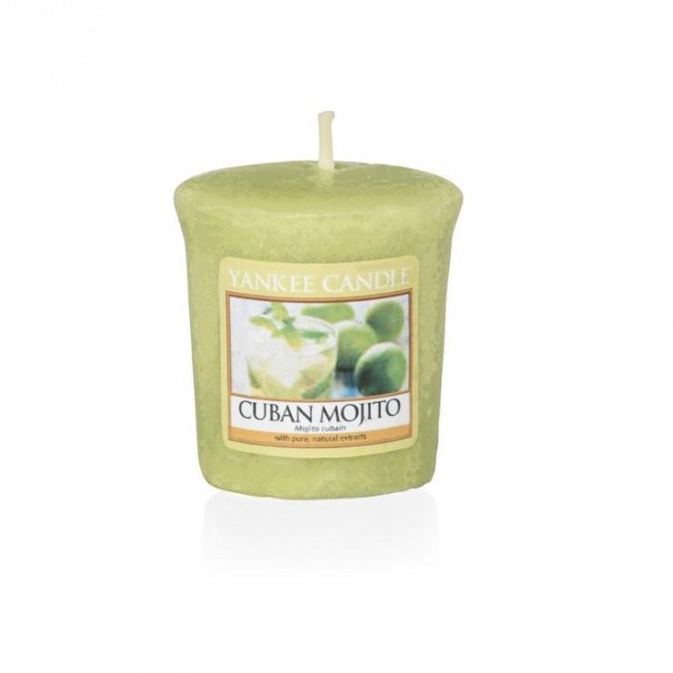 Sampler Cuban Mojito Yankee Candle