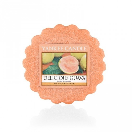 Wosk Delicious Guava Yankee Candle